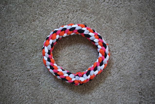 Bracelet cousu
