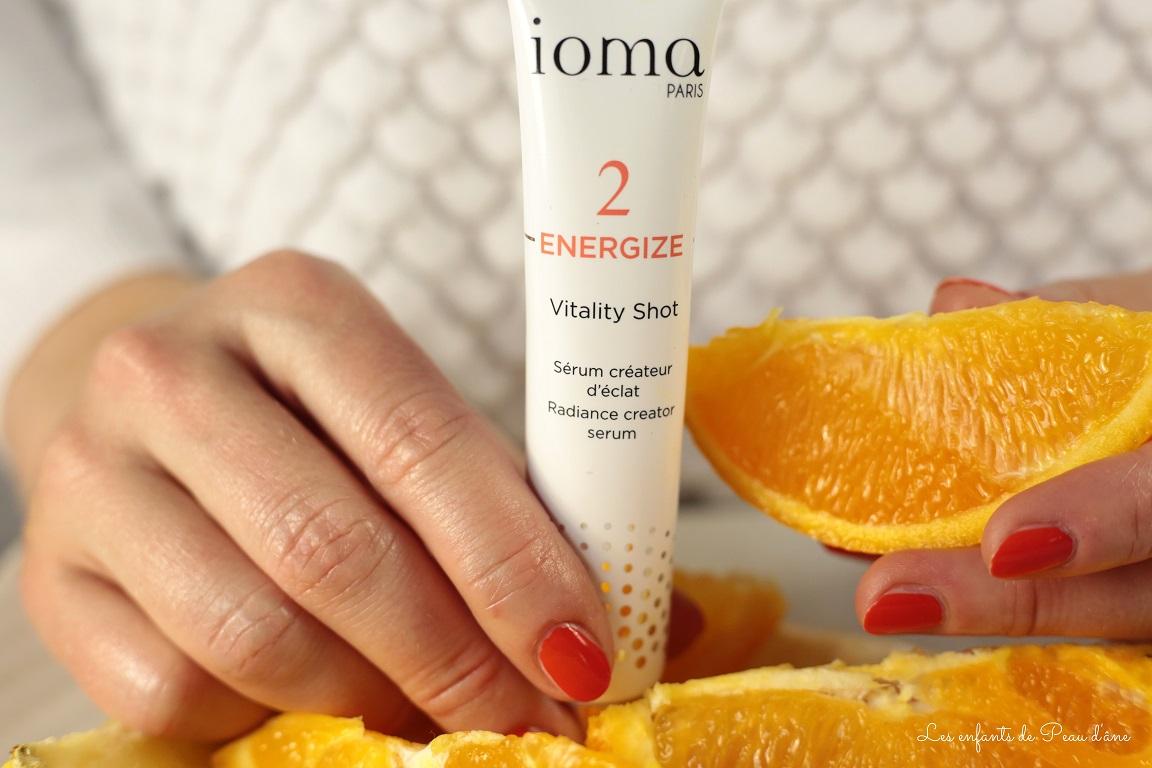 Ioma orange b