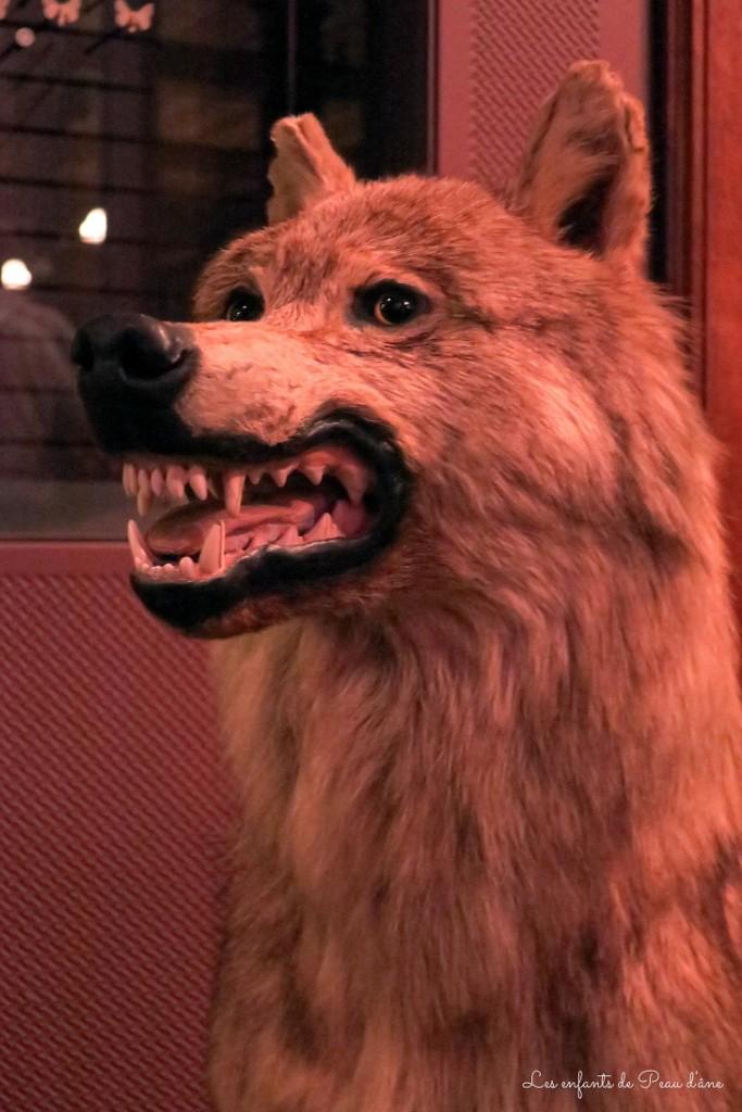 Loup b