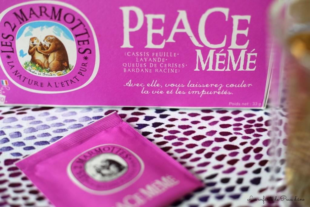 Peace mémé 2 b