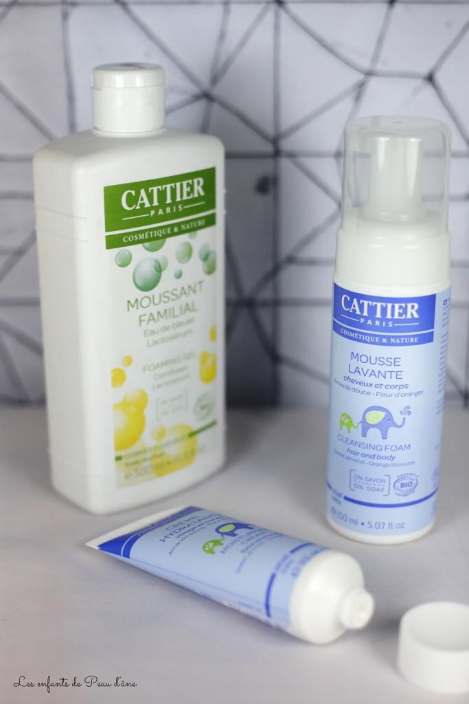 Produits Cattier b