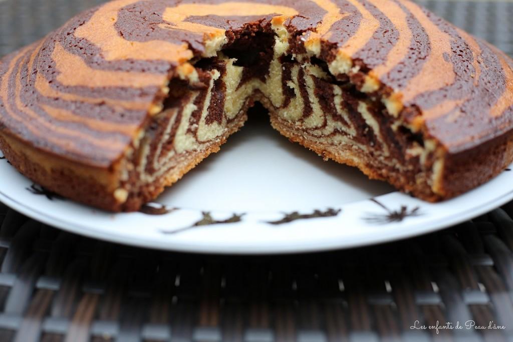 Vue gâteau b