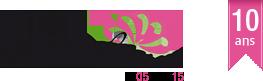 Logo Mondebio 10 ans