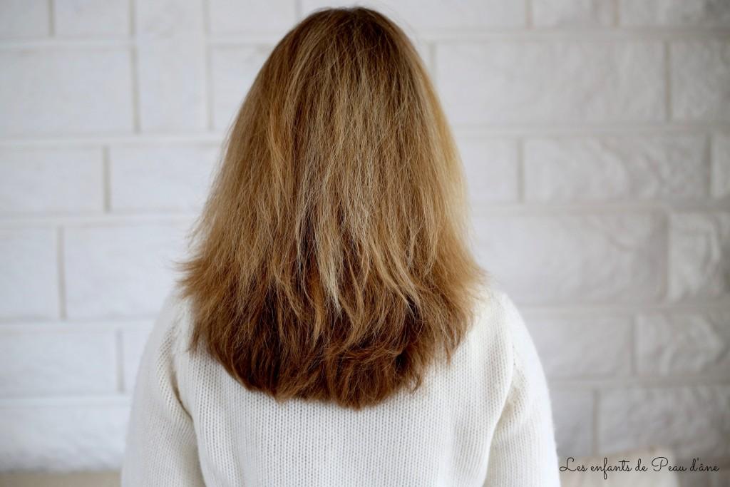 Cheveux naturels - Signée