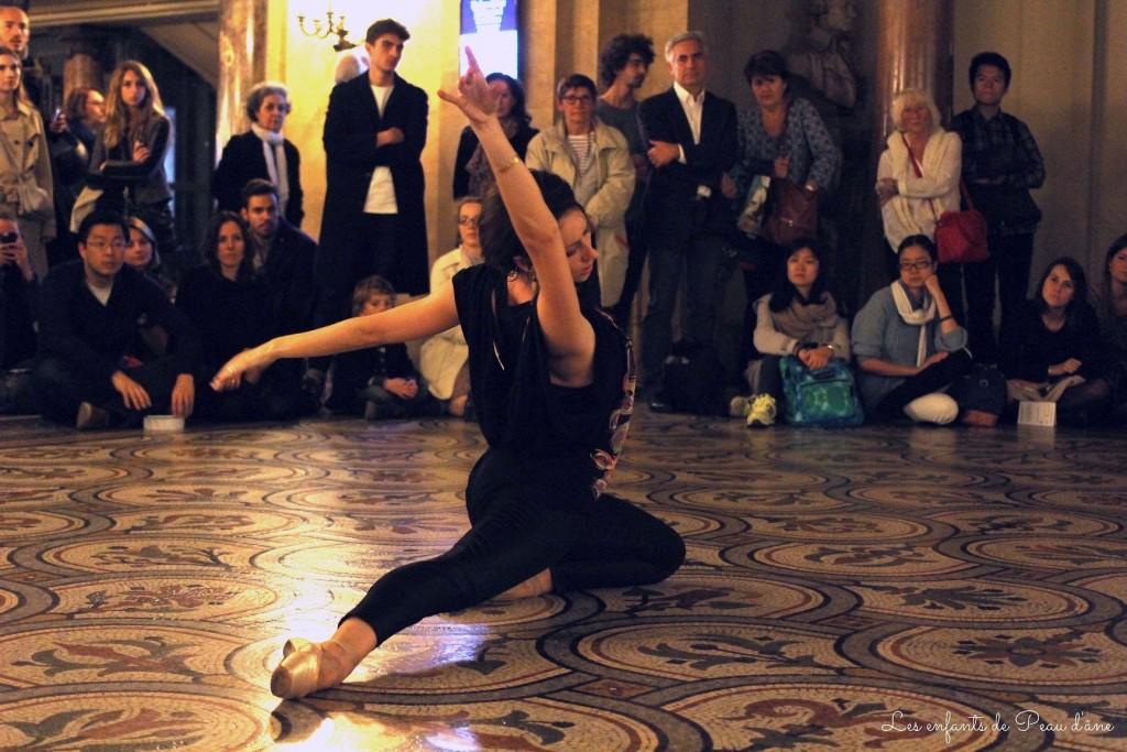 Danseuse 3 - Mort du cygne b