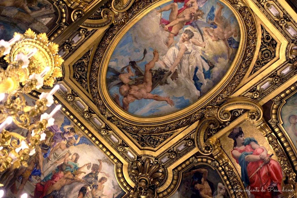 Plafond Opéra Garnier b