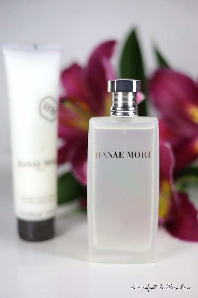 Parfum de face