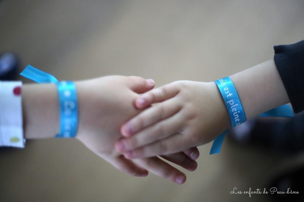Rubans bracelets